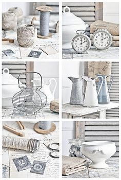 Vintage French Finds | by Petits Détails