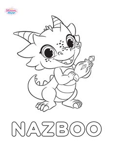 Top 10 Shimmer And Shine Coloring Pages
