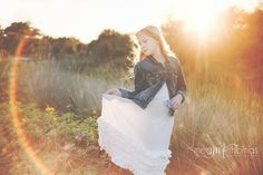 Children's Photography / little girl pose idea / natural light /Golden Hour photography