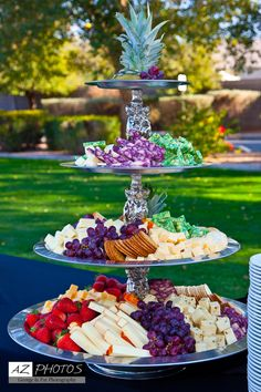 Appetizer Display LeFox Catering