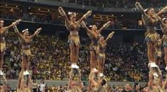 NU Pep Squad Grabs Again the Championship in UAAP CDC 2014