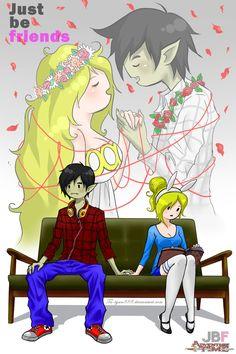 AT- Just Be Friends? by Ta-tyan888.deviantart.com on @deviantART