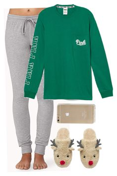 """Had to run 60 laps today."" by meljordrum ❤ liked on Polyvore featuring Forever 21 and Victoria's Secret"