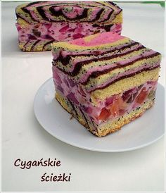 Pliatsok – Exquisite Ukrainian dessert, the king of Western Ukraine bakery Ukrainian Desserts, Russian Desserts, Ukrainian Recipes, Russian Recipes, Sweet Recipes, Whole Food Recipes, Cake Recipes, Dessert Recipes, Recipes
