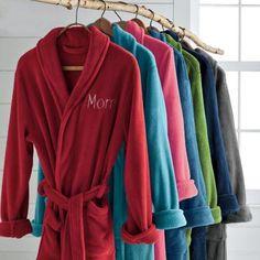 Unisex Cotton Terry Robe