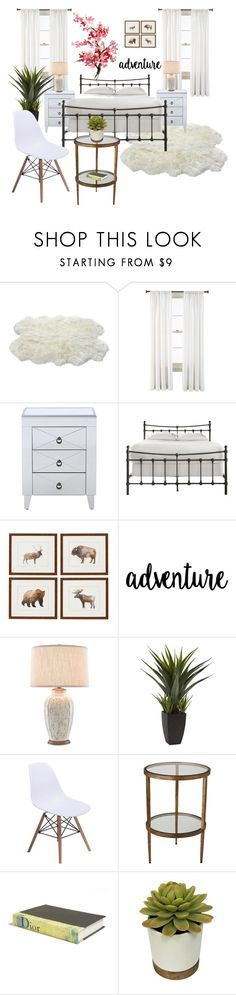 """""""White"""" by tanja-jokic ❤ liked on Polyvore featuring interior, interiors, interior design, home, home decor, interior decorating, Royal Velvet, Tribecca Home, Studio A and E. Lawrence, Ltd."""