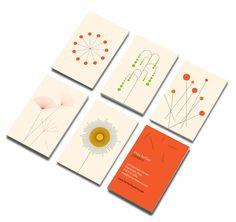 D - business card designs