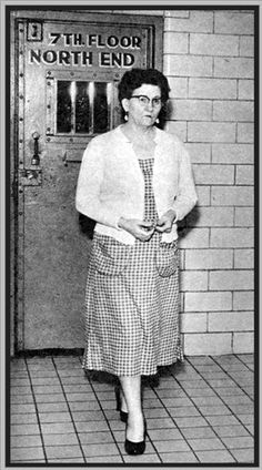 RHONDA BELLE MARTIN -Serial Killer Waitress from Montgomery, Alabama. She confessed to poisoning 2 husbands, her mother, and three of her children.