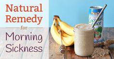 Natural Morning Sickness Remedy