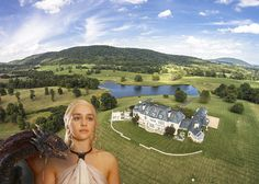 The Mother of Dragons is pretty busy fighting her way to the Iron Throne, so Curbed put together a list of five abodes that should suit her tastes. From...