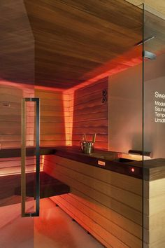 Saunas | Wellness | SweetSaunaXL | Starpool. Check it on Architonic