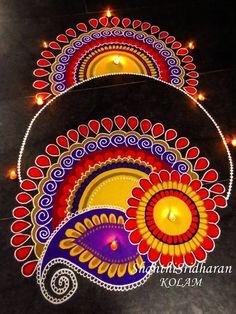 #mandala #kolam #rangoli #colours #beautiful #design #abstractdrawing #painting #colourfulimage #purpleandred #drawingideas #beautifulimages #madalasart #mandalasimages #kolamdesigns #kolamimages
