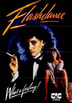 El señor de los bloguiños: Flashdance (1983) de Adrian Lyne
