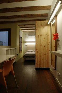 Studio apartment near Palau de la Música, Barcelona.