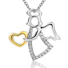 925 Sterling Silver Retro Universe of Sun Charm Star and Luck Moon Oxidation Pendant Necklace Gifts Jewelry Long Chain for women jzkX7wm
