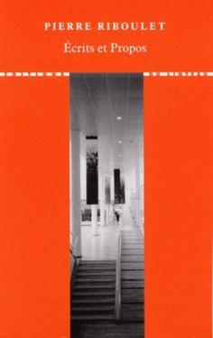 Écrits et Propos - Pierre Riboulet Mandala, Movie Posters, Architecture, Book, Audio Engineer, Stone, Fishing Line, Arquitetura, Film Poster