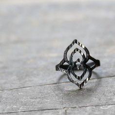Vintage Lotus Ring WISH IT WASN'T SOLD OUT!
