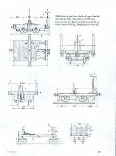 Holzunterwagen