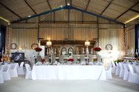 The Rose Barn, juts outside Jeffreys Bay on the Paradise Beach side. Ad Photography, Wedding Venues, Table Settings, Table Decorations, Rose, Party Tables, Paradise, Barn, Weddings