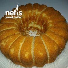 10 Minuets : Sponge Cake with Starch Cream Turkish Recipes, Ethnic Recipes, Turkish Sweets, Sponge Cake, Desert Recipes, I Foods, Food Art, Chocolate Cake, Cake Recipes