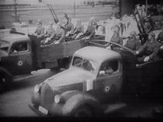 Romanian Army Ford 3 ton trucks Axis Powers, Armed Forces, World War Ii, Troops, Romania, Ww2, Ford, Army, Military