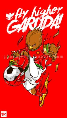 tribute to Indonesia national football team   fly higher by ~ghozai on deviantART