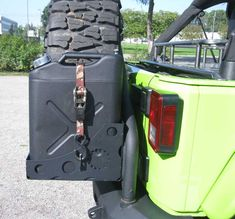 ACE JK Jerry Can Holder