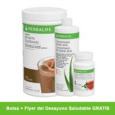 Productos de Herbalife para el control de peso 👀 Tostadas, Herbalife, Latte, Shampoo, Strawberry Delight, Weight Control, Breakfast Healthy, Raspberry, Smoothie