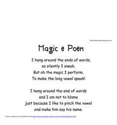 1000 images about spelling rules on pinterest silent e long vowels and poem. Black Bedroom Furniture Sets. Home Design Ideas