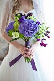 bruidsboeket blauw - Google zoeken
