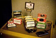 Altoids pocket speakers