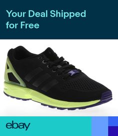 ADIDAS ZX Flux AF6318 mens running shoes trainers sneakers torsion e42f6431f