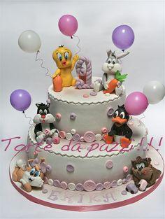 Torte da Pazzi!!!: Baby looney tunes