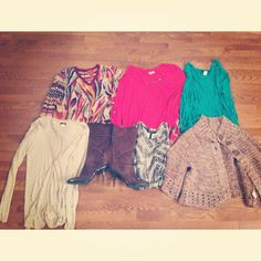 My latests Goodwill thrifted finds:: Jcrew//Anthropologie//Missoni// BCBG//  Instagram @ keepinitthrifty