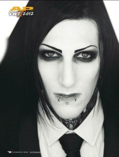 Chris Motionless - Most beautiful man in the world e.e