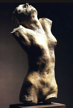torso of the centaurs, rodin c. 1884