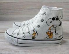 Snoopy Converse.