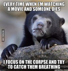 I'm sure I'm not the only one.