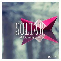 """""""Cuando nada es seguro, todo es posible.""""  - Margaret Drabble   #ElDomingoPide Soltar!"""