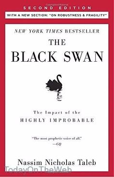 The Black Swan Second Edition The Impact of the Improbable Nassim Nicholas Taleb