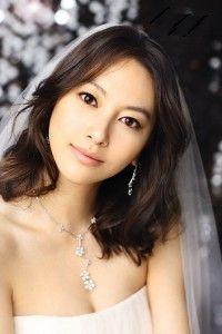 Asian hair makeup