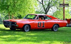 """1969 Dodge Charger R/T """"General Lee"""" Cars Usa, Us Cars, General Lee Car, Famous Movie Cars, Dodge Cummins Diesel, Dukes Of Hazard, Dodge Muscle Cars, 1969 Dodge Charger, Dodge Chargers"""