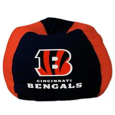 Cincinnati Bengals NFL Team Bean Bag (96 Round)
