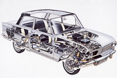Opel Kadett A Limousine ab 1962