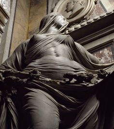 Modesty (1752) by Antonio Corradini | AnOther Loves
