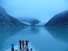 Glacier Bay on the Wilderness Explorer (Uncruise)