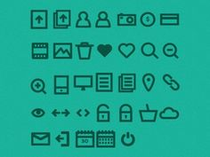 Nooby Icons