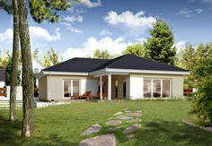 Bungalows Danwood Perfect 124 || http://www.danwood.de/hauser/bungalows/perfect-124