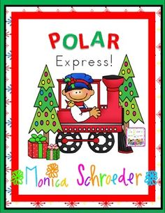 Polar Express: A Book Study!  $6  I love surprising my students with a package straight from the North Pole!