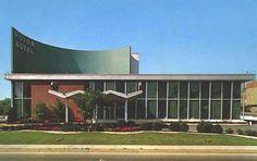 Executive Motor Hotel, Richmond, Virginia   Flickr - Photo Sharing!
